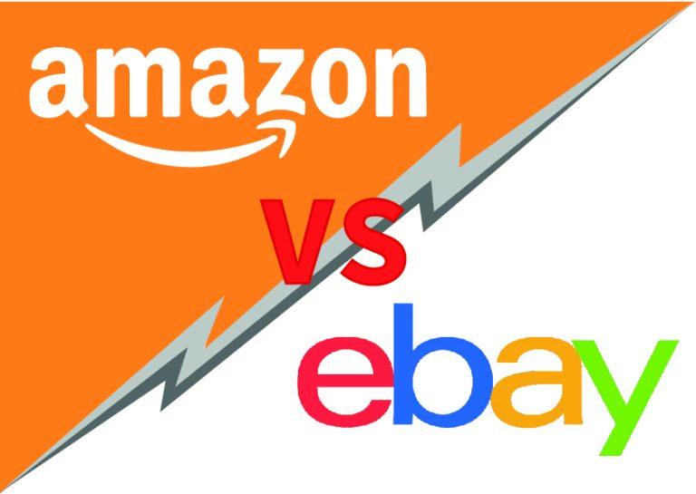 Amazon vs eBay: Clash Of The Titans