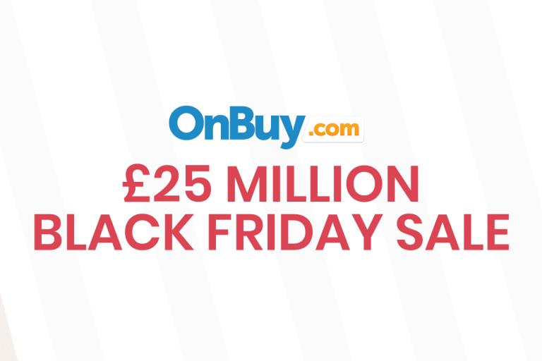 OnBuy's £25 Million Black Friday Sale