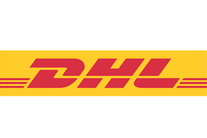 DHL are specialists in shipping products